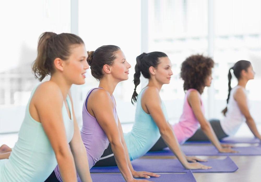 Yoga Volwassenen